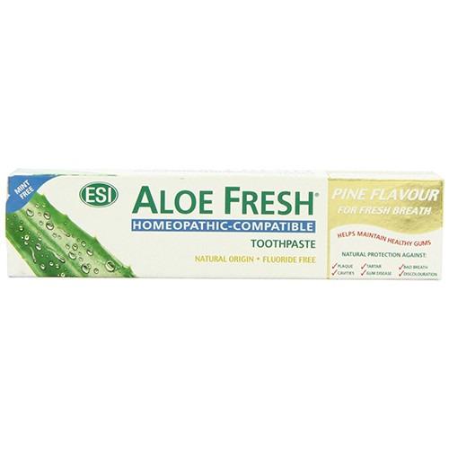 Esi Aloe Fresh Homeopathic Toothpaste 100ml