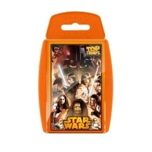 Star Wars 30 Classic Characters Top Trumps | Star Wars Top Trumps