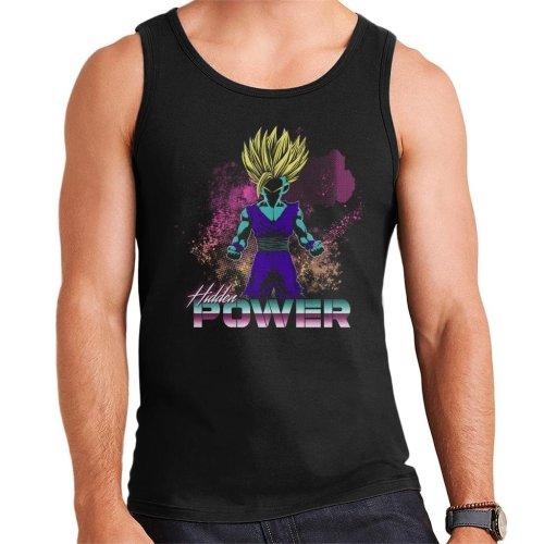 Retro Hidden Power Dragon Ball Z Men's Vest