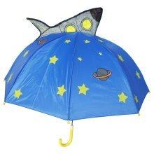 Cute Cartoon Creative Umbrella Kids' Umbrella ROCKET