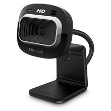 Microsoft LifeCam HD-3000 for Business 1MP 1280 x 720pixels USB 2.0 Black