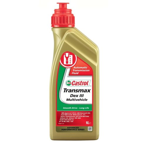 Transmax Dexron III Multi Vehicle 1 Litre