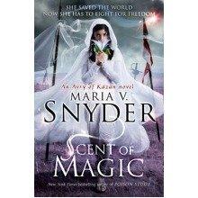 Scent of Magic (an Avry of Kazan Novel, Book 2)