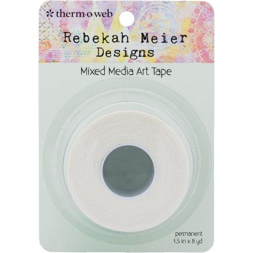 """Rebekah Meier Designs Mixed Media Art Tape 1.5""""X8yd-"""
