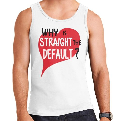 Why Is Straight The Default Men's Vest