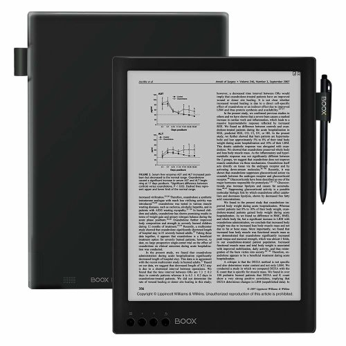 "BOOX Max2 Ereader,Android 6.0 32 GB with HDMI Interface,13.3"" Dual-Touch HD Display"