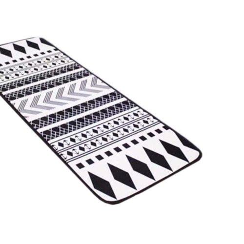 Cozy Home Modern Solid Rug Fashion Cool Washable Soft Floor Carpet, #20