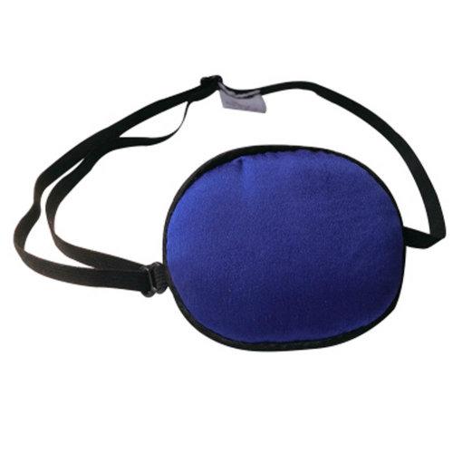 Adult Kids Amblyopia Strabismus Lazy Eye Adjustable Soft Pirate Eye Patch Single Eye Mask (Kids) ,e