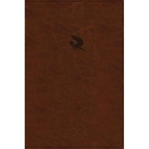 NKJV, Spirit-Filled Life Bible, Third Edition, Leathersoft, Brown, Red Letter Edition, Comfort Print