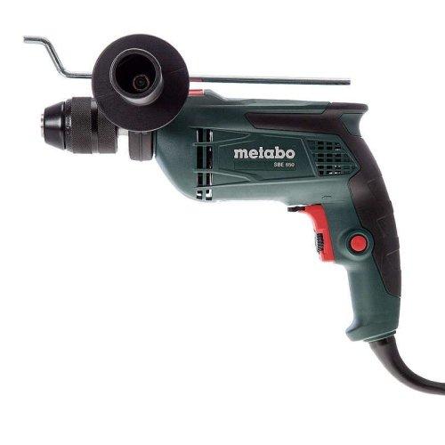 Metabo SBE650 240v 650 Watt Impact Drill in Carry Case