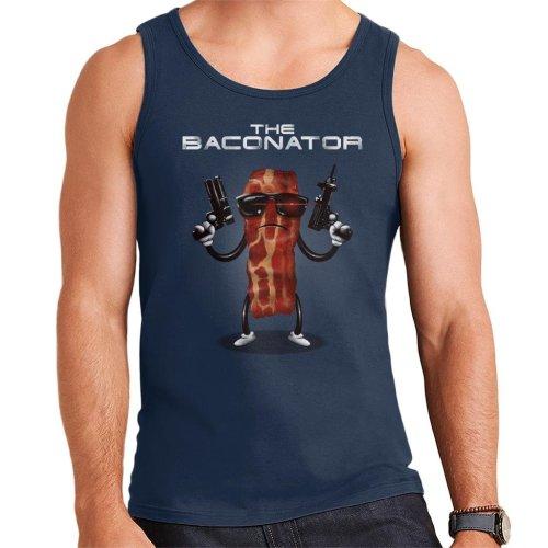 The Baconator Bacon Terminator Men's Vest