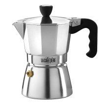 La Cafetiere 3-Cup Classic Espresso Coffee Maker Percolator