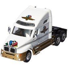 Greenlight 29826 2015 Kenworth T2000 Transporter Indianapolis Motor Speedway 1-64 Diecast Model