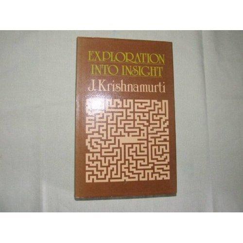 Exploration into Insight
