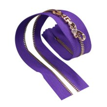 2 Pcs Nylon Coil Zippers Tailor Sewing Tools Garment Accessory 15.75 Inch [B]