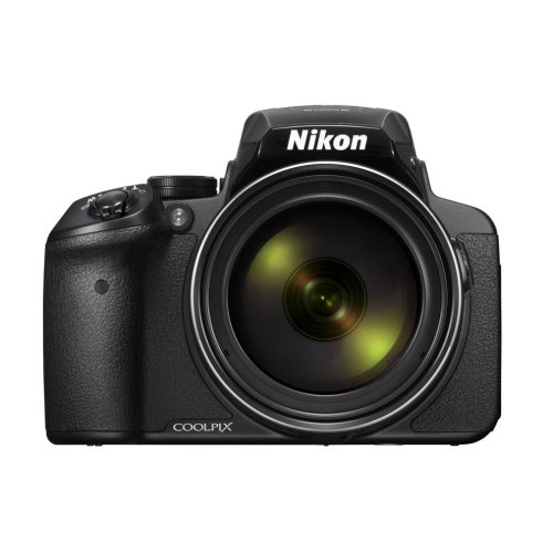 Nikon Coolpix P900 Bridge Camera - Black | High-Zoom Bridge Camera