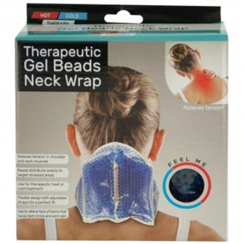 Kole KL18888 Therapeutic Gel Beads Neck Wrap