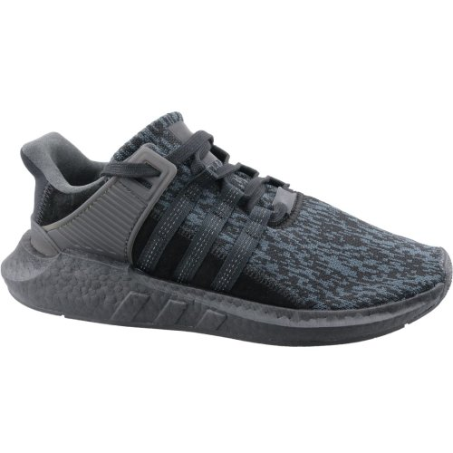buy popular 9fe68 ad4fb Adidas EQT Support 93/17 BY9512 Mens Black Shoes