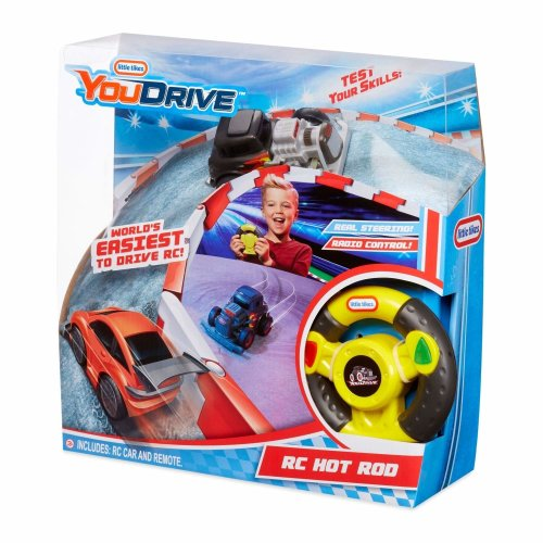 Little Tikes Race Car with YouDrive
