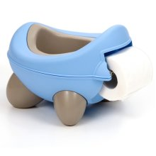 Baby Bug Potty Blue Beige