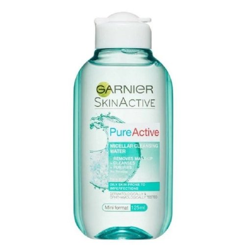 Garnier Skin Active Pure Active Micellar Cleansing Water 125ml