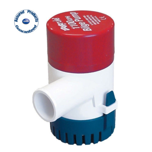 RULE 1100 GPH BILGE PUMP 12V