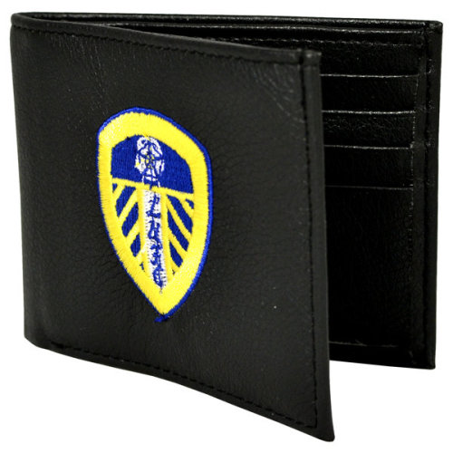 Leeds United Embroidered Wallet