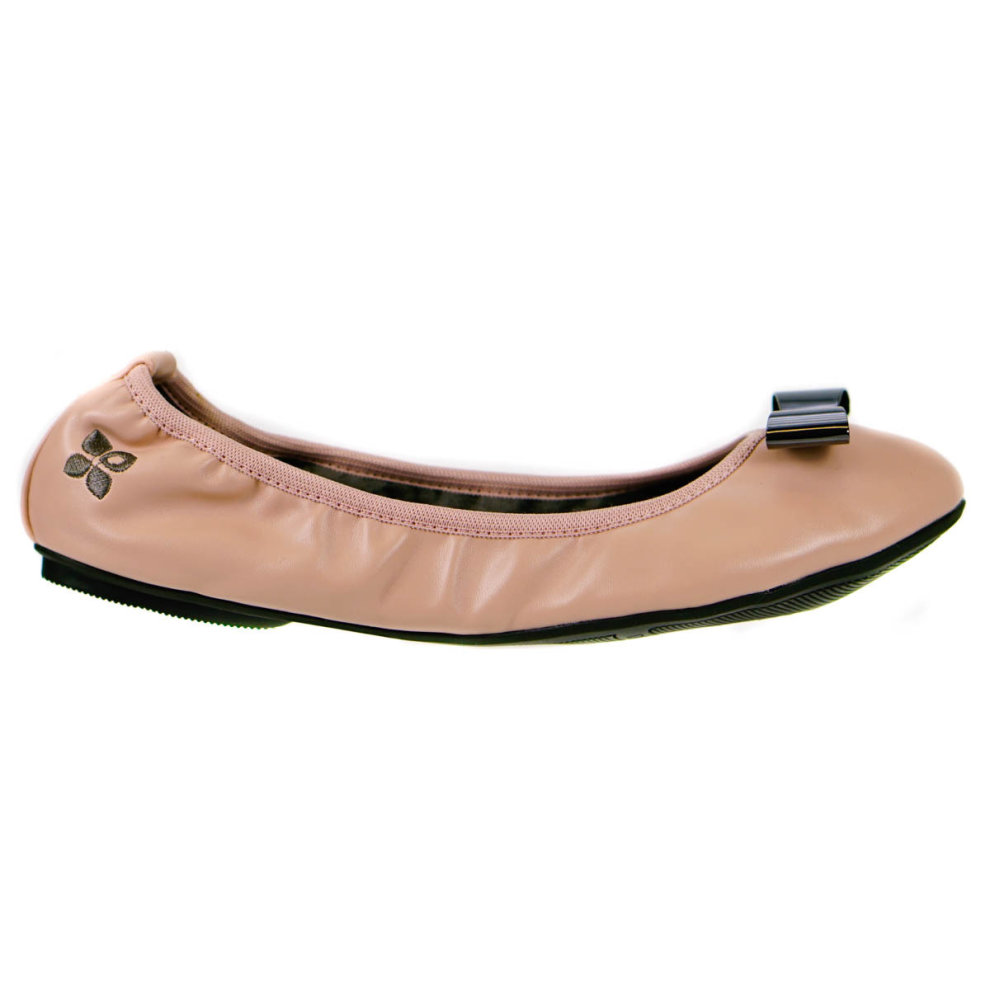 9acc03ef6 ... Butterfly Twists Foldable Ladies Flat Shoes Pink - 4 ...