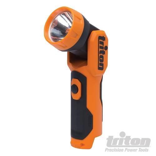 Triton T12 Swivel Head Torch Bare T12fl - 104391 -  swivel head torch t12 t12fl triton bare 104391