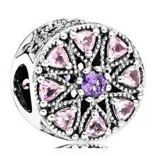 Pandora Shimmering Medallion Charm - 791974NPRMX