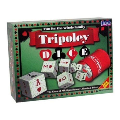 Tripoley Dice