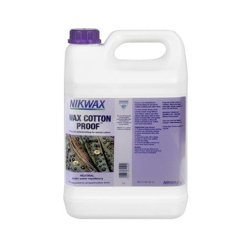 Nikwax Wax Cotton Proof Neutral 5 litre