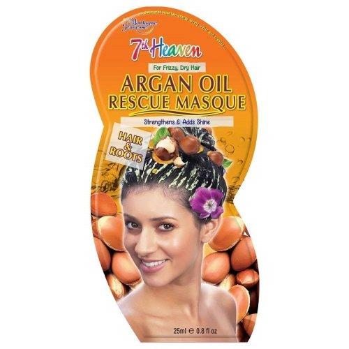 7th Heaven Hair & Roots Argan Oil Rescue Masque 25ml