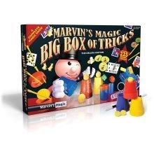 Marvin's Amazing Magic Tricks  Deluxe Special Edition 225 Magic Tricks