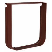 Trixie Tunnel Element For Cat Flap Item Number 3864, Brown - 3864 4wege Oneway -  tunnel trixie element brown cat flap item number 3864 4wege oneway