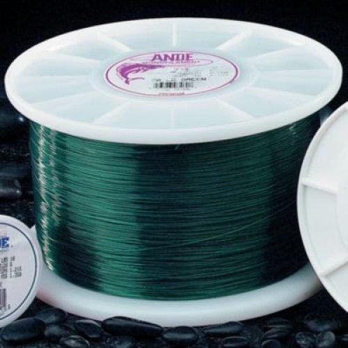 Ande A14-10G Premium Monofilament, 1/4-Pound Spool, 10-Pound Test, Green Finish