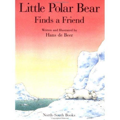 Little Polar Bear Finds a Friend (New tiny treasures)
