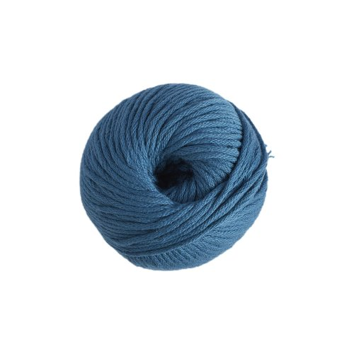 DMC Natura Yarn, 100% Cotton, Colour 71 Blue, X-Large