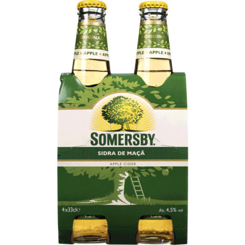 Cider Somersby Apple - Pack 16x33cl