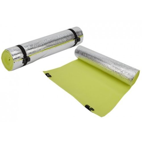 Insulated Warm Camping Mat - Summit Green -  summit mat insulated camping green