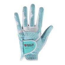 Classic Simple Design Women Golf Gloves Non-slip Sport Gloves(Blue) #21