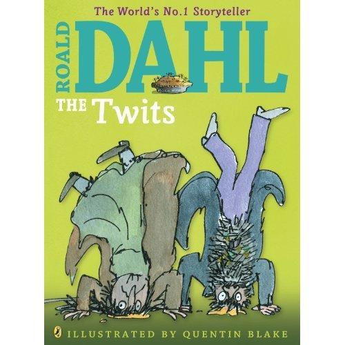 The Twits (Colour Edition) (Dahl Colour Editions)
