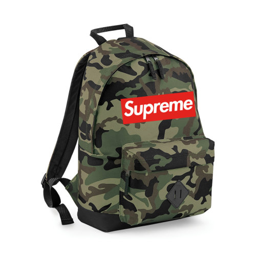 Supreme Camo Backpack
