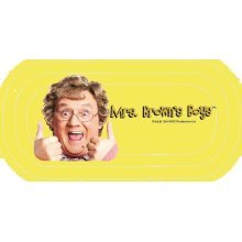 Mrs Browns Boys Glasses Case: Thumbs Up