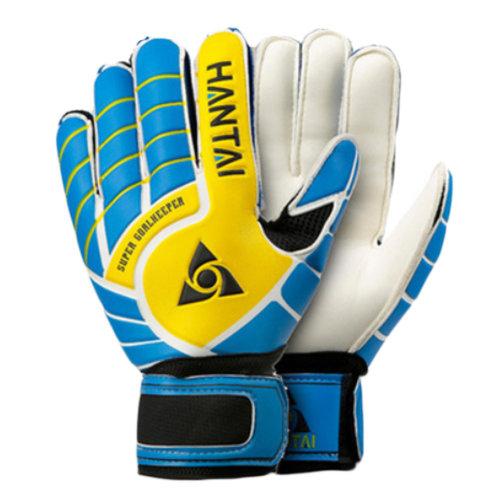 Popular Soccer Receiver Gloves Sport Gloves For Adults, Blue/White