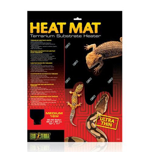 Exo Terra Terrarium Heat Mat Medium 16w