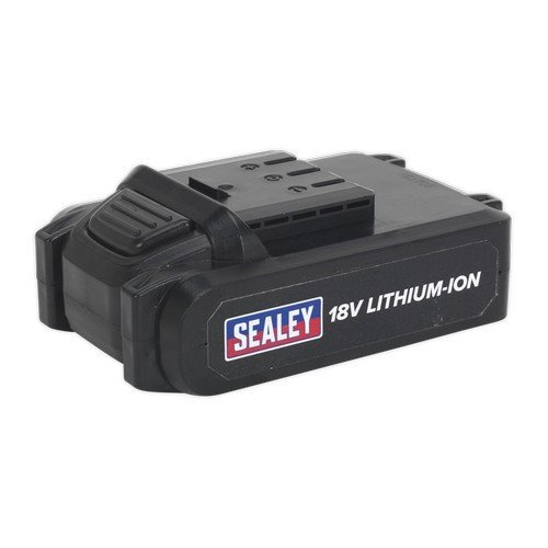 Sealey CPNG18BP Power Tool Battery 18V 2Ah Lithium-ion for CPNG18V