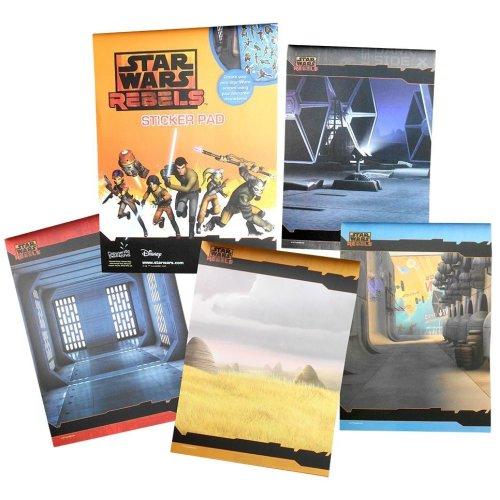 Star Wars REBELS sticker pad