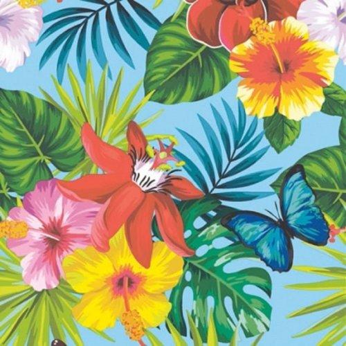 4 x Paper Napkins -  Jungle Fever  - Ideal for Decoupage / Napkin Art