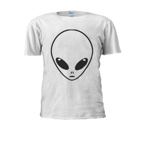 ALIEN Vintage Retro Horror Funny Novelty Men Women Unisex Top T Shirt